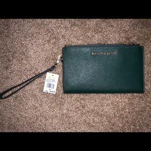 Michael Kors wristlet/wallet